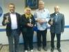 14. N. Sünget Simültane'de Antalya Briç Kulübü'nden ödül kazananlar